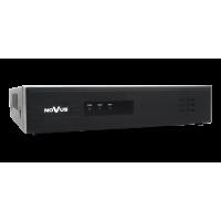 4 канальный IP видеорегистратор Novus NVR-3404POE