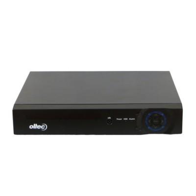 Гибридный 4-канальный видеорегистратор Oltec AHD-DVR-45