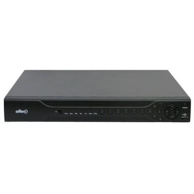 Гибридный 16-канальный видеорегистратор Oltec HDVR-16264N
