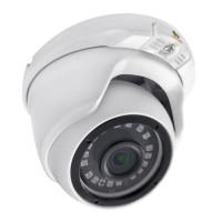 Купольная 5.0MP AHD камера Partizan CDM-233H-IR SuperHD 1.0 Metal