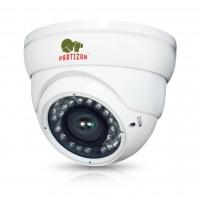 Купольная 2.0MP AHD варифокальная камера Partizan CDM-VF33H-IR FullHD 1.0