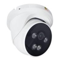 Купольная 5.0MP IP камера Partizan IPD-5SP-IR SDM Full Colour Cloud