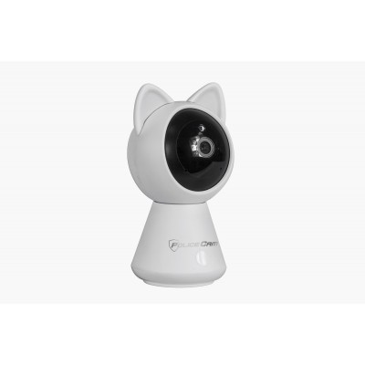 2.0MP WIFI видеокамера PoliceCam IPC-6025 Cat