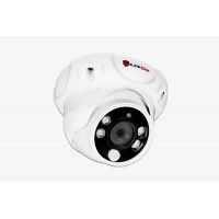 Купольная 2.0MP IP камера PoliceCam IPC-612 PIR+LED IP 1080P